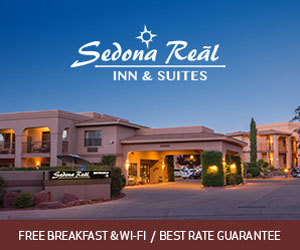 Sedona Real Inn And Suites : Enjoy Superior Service, A Free Hot Breakfast  And WiFi