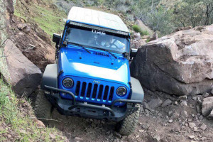 Sedona Off Road Rentals with MYE Jeep
