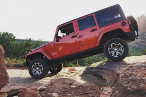 Sedona Off Road Rentals - from MYE Jeep