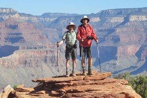 National Park HIKING TOURS | Timberline Adventures : Fully supported hiking tours to the bottom of the Grand Canyon and on to Sedona. Committed to adventure for over 35 years – we know adventure!