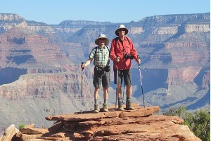 National Park HIKING TOURS | Timberline Adventures :: Fully supported hiking tours to the bottom of the Grand Canyon and on to Sedona. Committed to adventure for over 35 years – we know adventure!