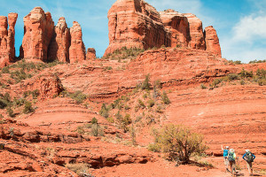Wildland Trekking Guided Hikes around Sedona