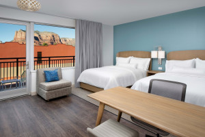The NEW Element Sedona Marriott Hotel