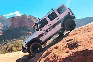 Sedona Off Road Rentals with MYE Jeep