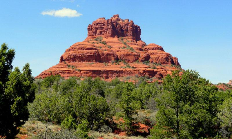 Bell Rock Sedona Arizona Alltrips