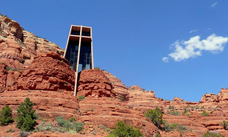 Chapel Of The Holy Cross Sedona Arizona Alltrips