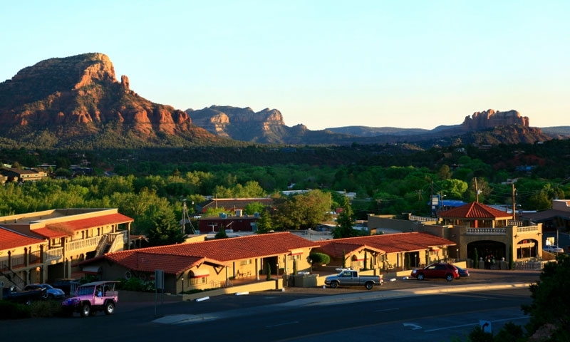 Village of Uptown Sedona