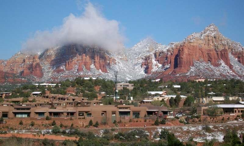 All Seasons Rv >> Sedona History & Museums: Historic Uptown Sedona Arizona ...