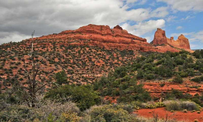Mogollon Rim  Sedona Arizona