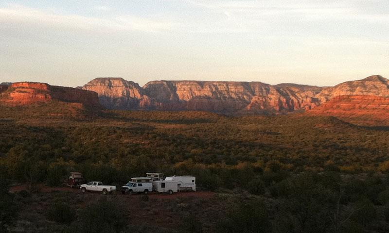 Sedona Arizona Campgrounds Alltrips