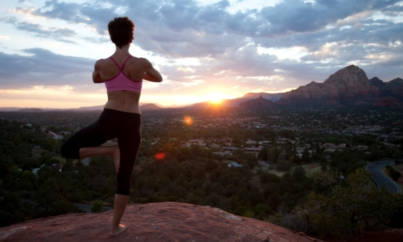 Sedona Yoga Arizona