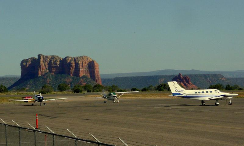 Sedona Arizona Airport