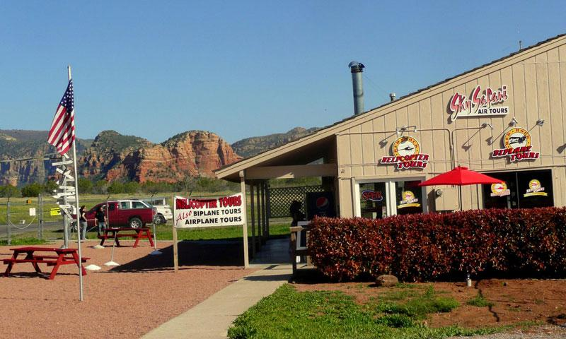 Air Tours in Sedona