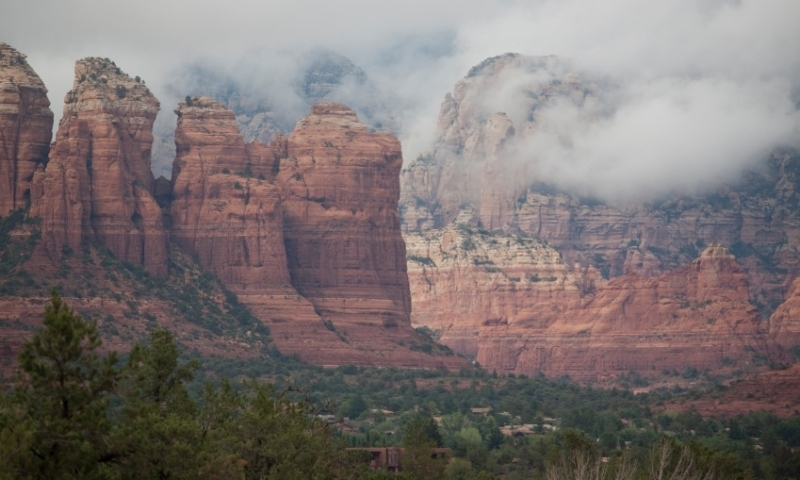 Sedona Arizona Mountains Mountain Ranges Alltrips