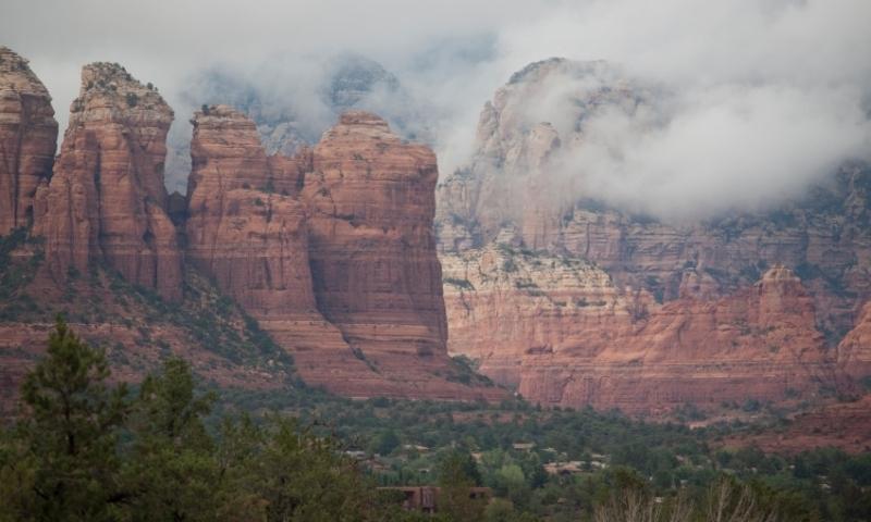 Sedona Arizona Mountains Mountain Ranges Alltrips