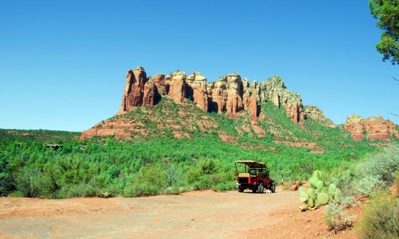 Sedona Arizona ATV