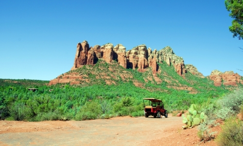 Sedona Arizona ATV