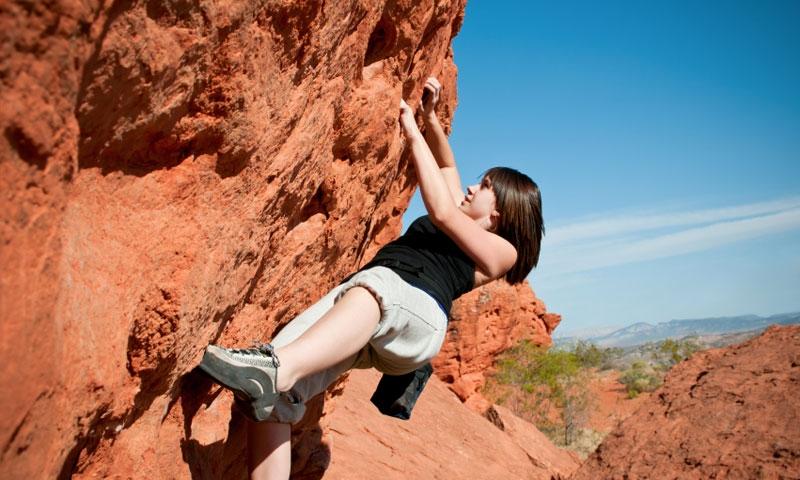 Sedona Arizona Rock Climbing