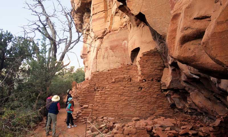 Hotels In Sedona Az >> Sedona History & Museums: Honanki Ruins in Sedona Arizona - AllTrips