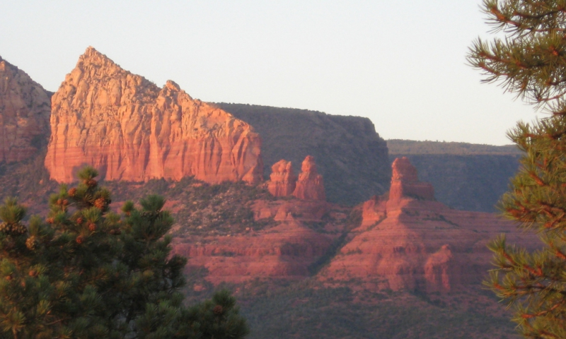 Ship Rock In Sedona Arizona Alltrips
