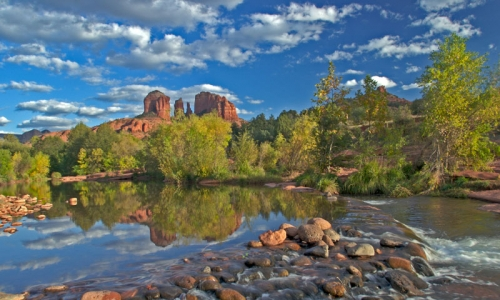 Oak creek arizona fishing camping boating alltrips for Fishing lakes in arizona