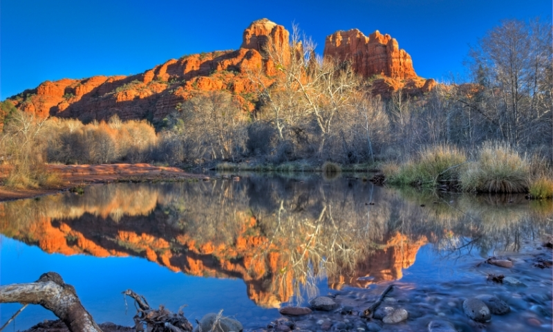 Red Rock Crossing In Sedona Arizona Alltrips