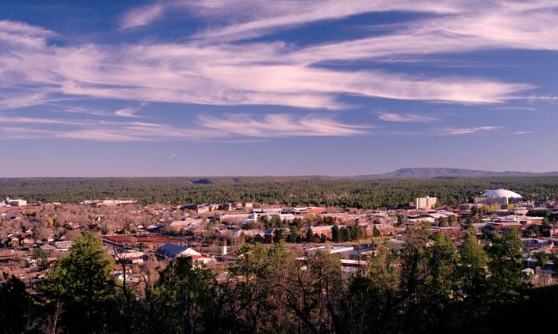 Overlooking Flagstaff