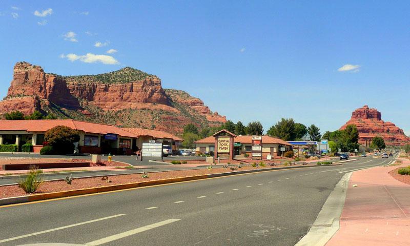 Visit Oak Creek Village Arizona Vacations Hotels
