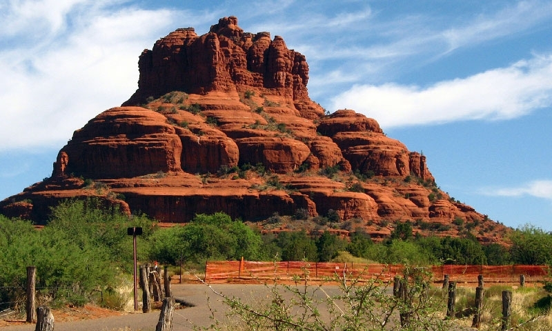 Bell Rock in Sedona Arizona